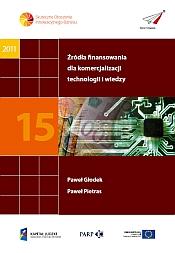 Źródła finansowania dla komercjalizacji technologii i wiedzy