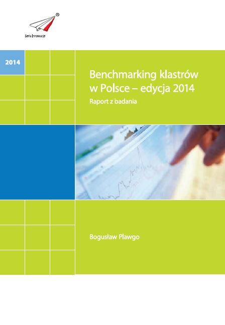 Benchmarking klastrów w Polsce - 2014