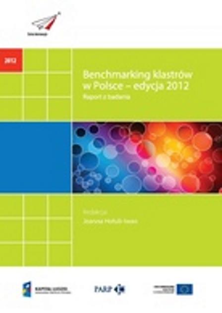 Benchmarking klastrów w Polsce - 2012