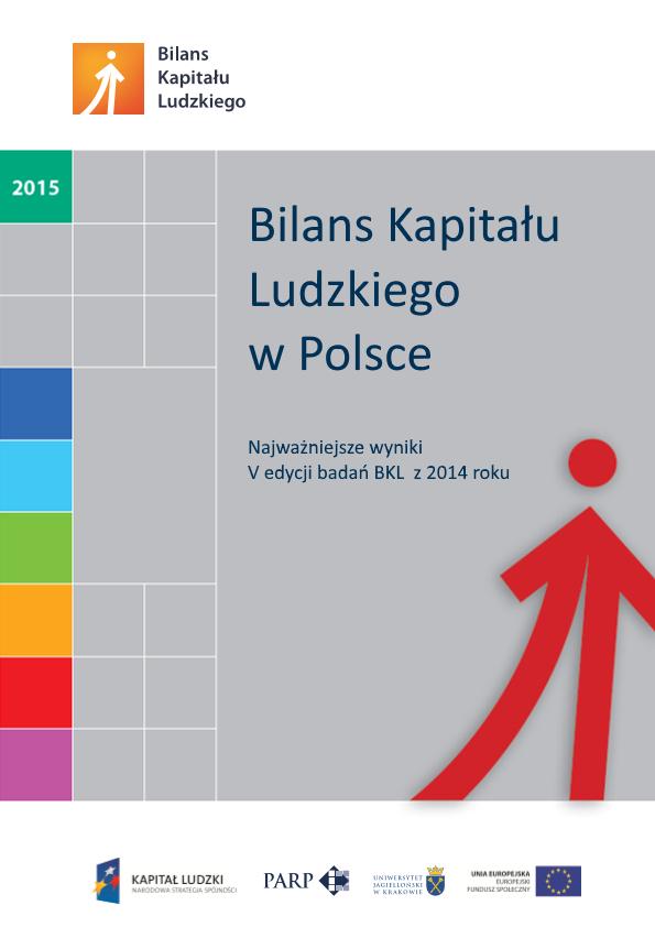 Najważniejsze wyniki V edycji badań BKL z 2014 r.