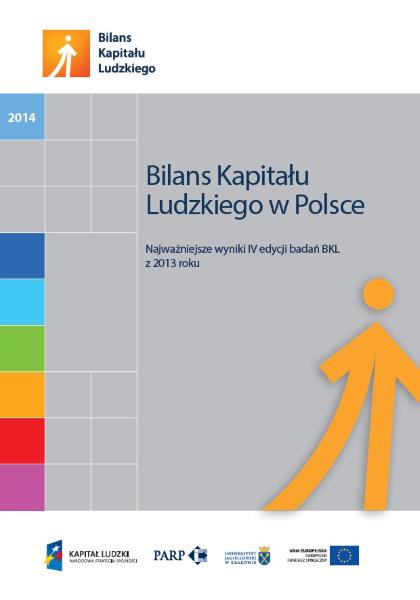 Wyniki IV edycji badań BKL z 2013 r. w skrócie