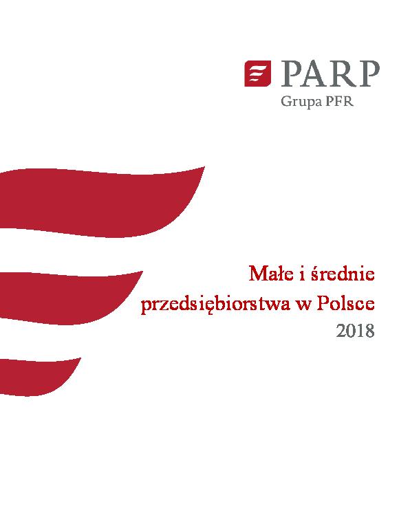 Małe i średnie przedsiębiorstwa w Polsce w 2018 r.