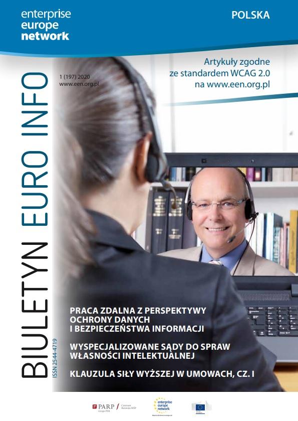 Biuletyn Euro Info 1/2020