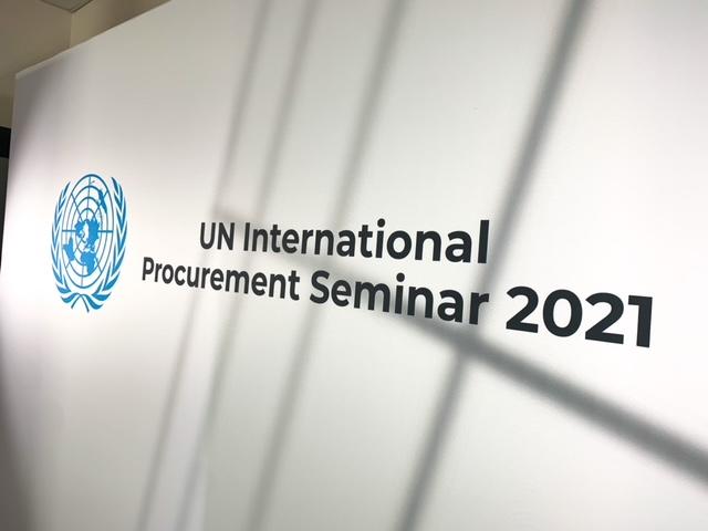 """""""UN International Procurement Seminar 2021"""" – podsumowanie drugiego dnia międzynarodowego seminarium dla dostawców ONZ"""