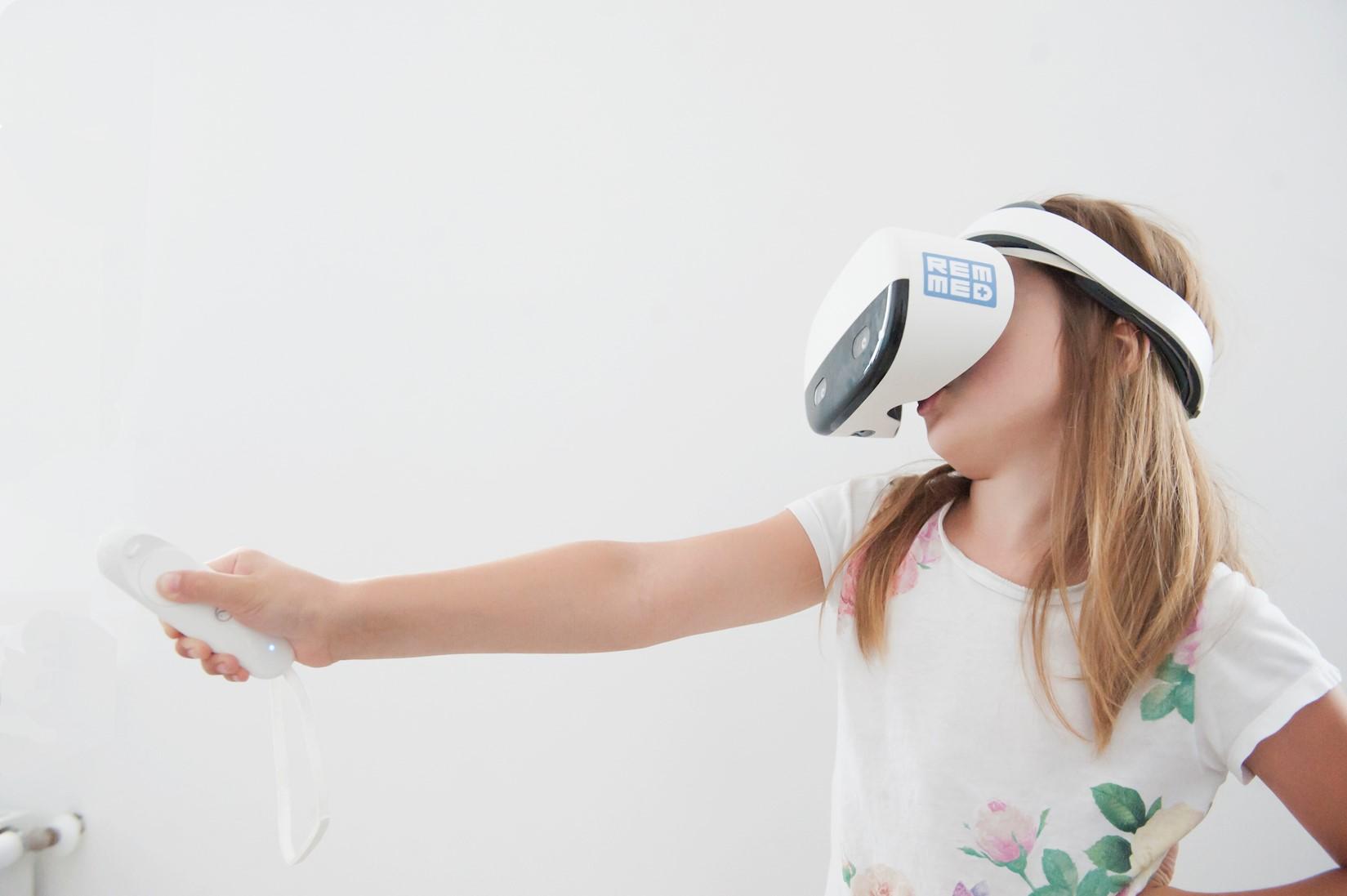 VR z Polski i rewolucja w leczeniu wad wzroku