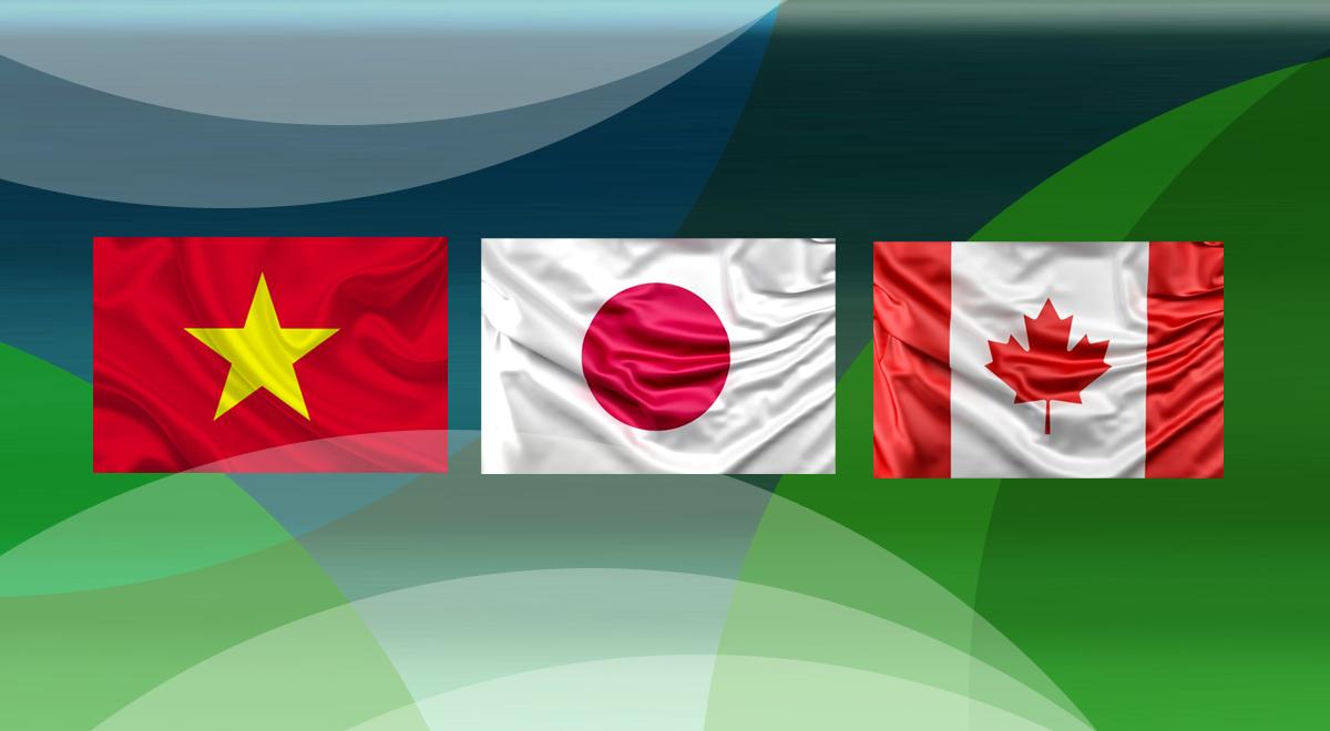 Umowy o wolnym handlu w Unii Europejskiej: z Japonią (EPA), Wietnamem (EVFTA) i Kanadą (CETA) – obejrzyj nagranie z webinarium