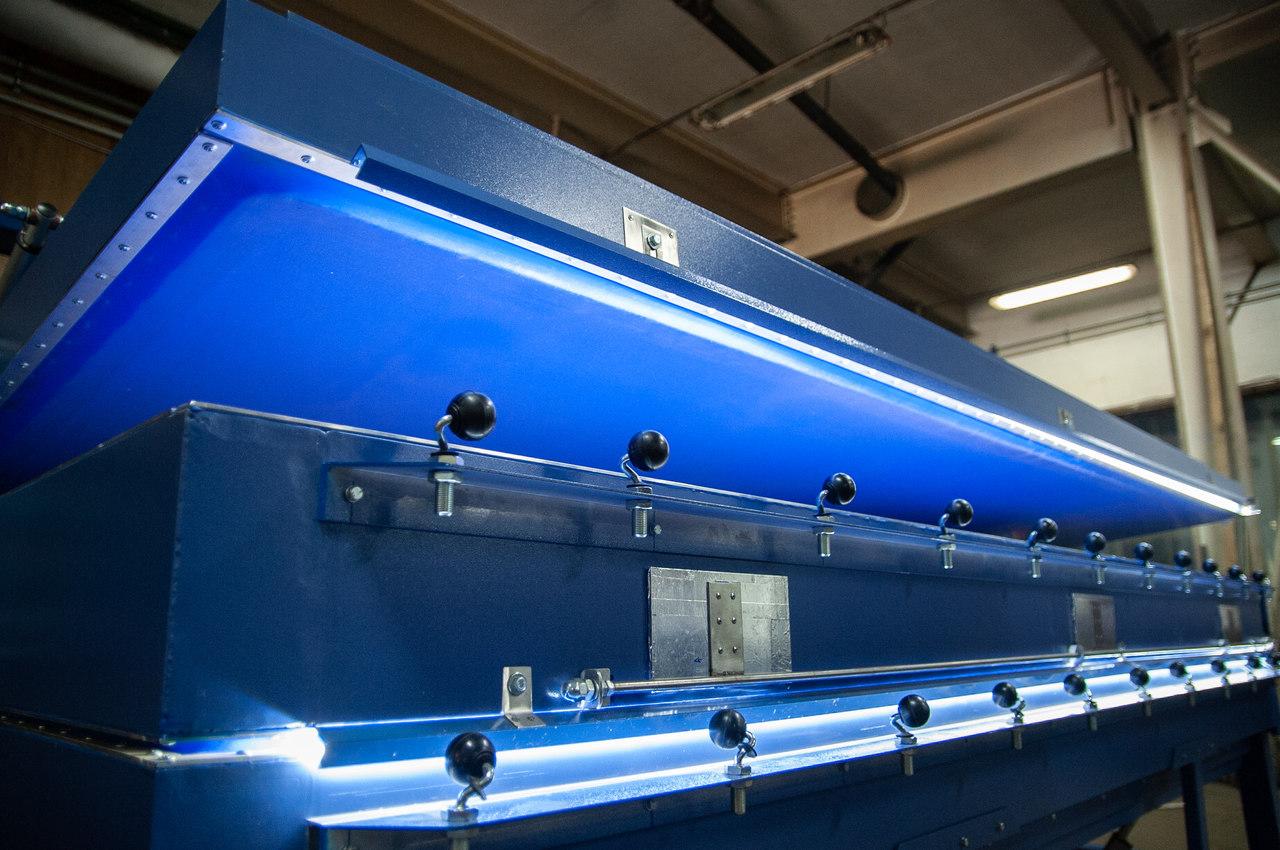Wdrożenie urządzenia do laminowania szkła