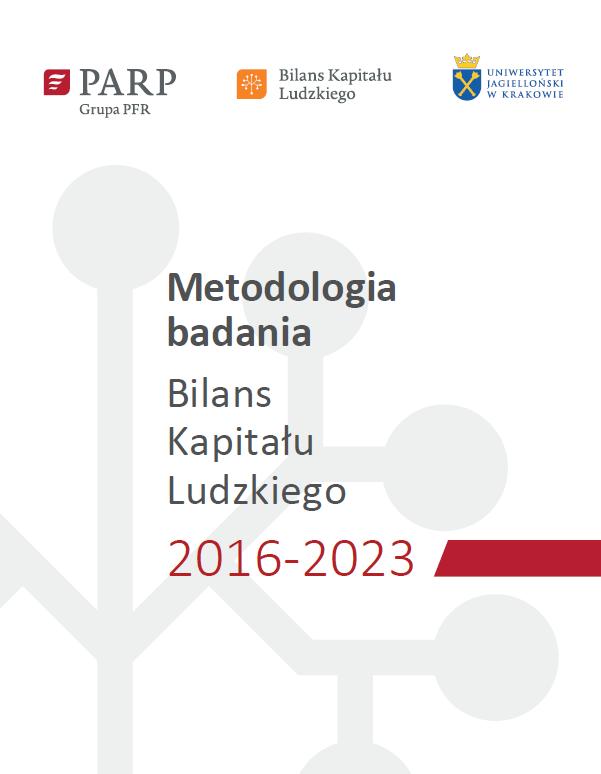 Metodologia badania Bilans Kapitału Ludzkiego 2016-2023