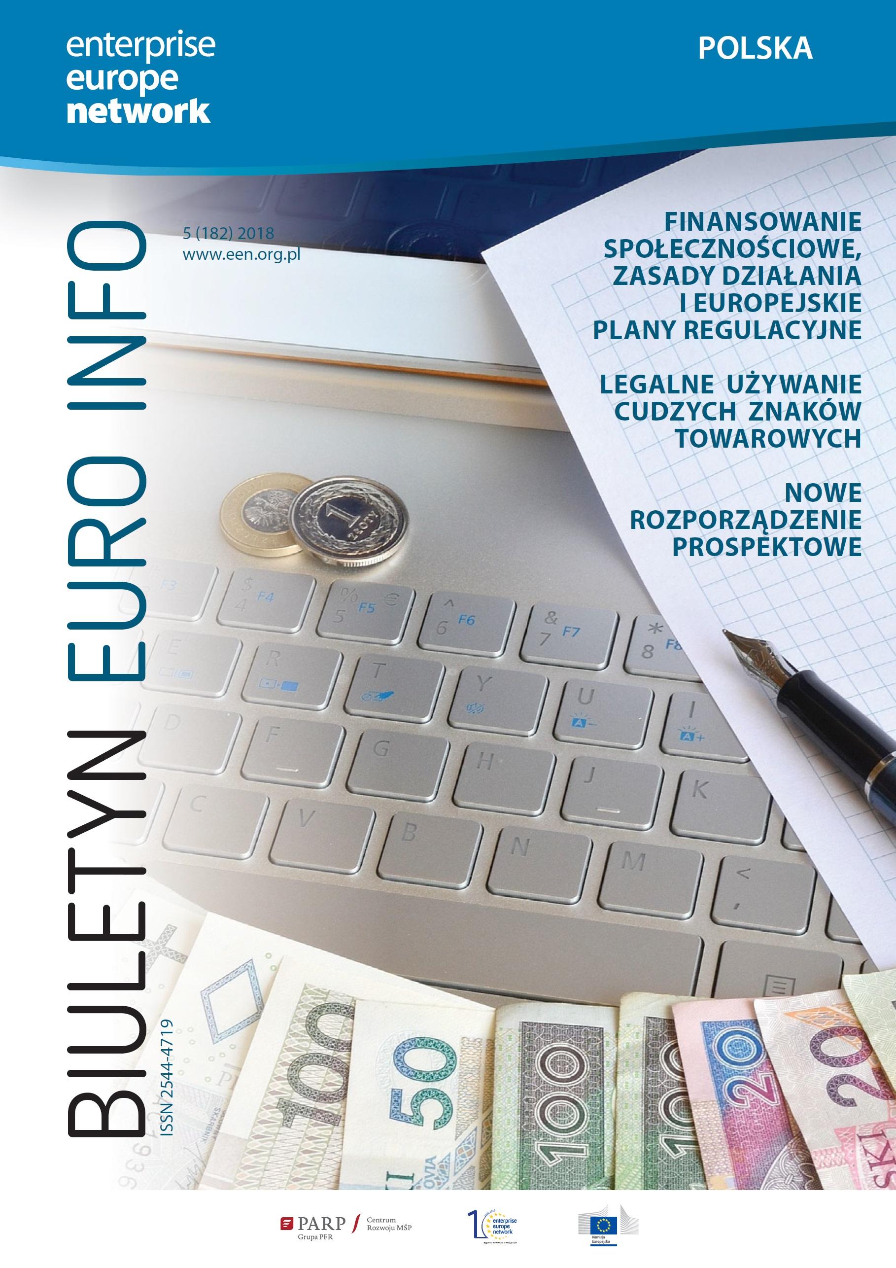 Biuletyn Euro Info 5/2018