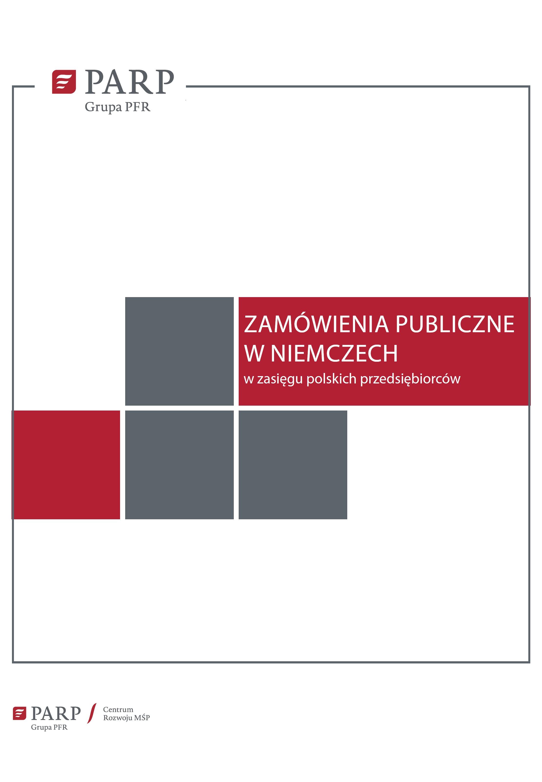Zamówienia publiczne w Niemczech w zasięgu polskich przedsiębiorców